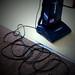 Vacuum cords as art?