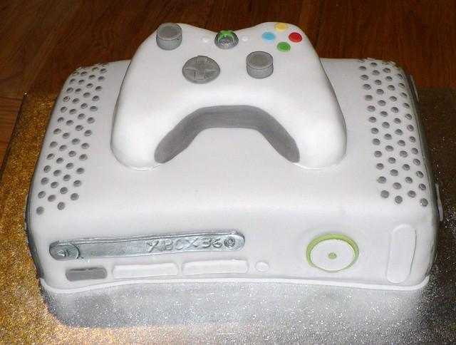 Xbox Birthday Cake  Flickr - Photo Sharing!