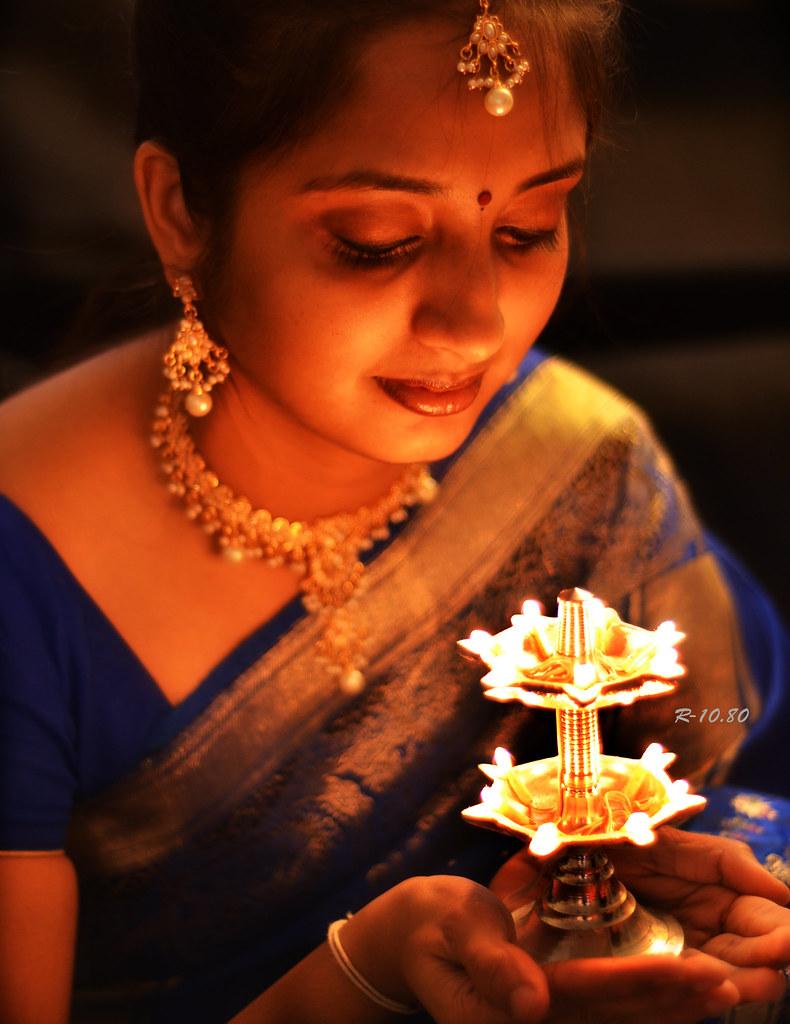 Diya Lamp Essence Of Indian Woman 4 Rohini