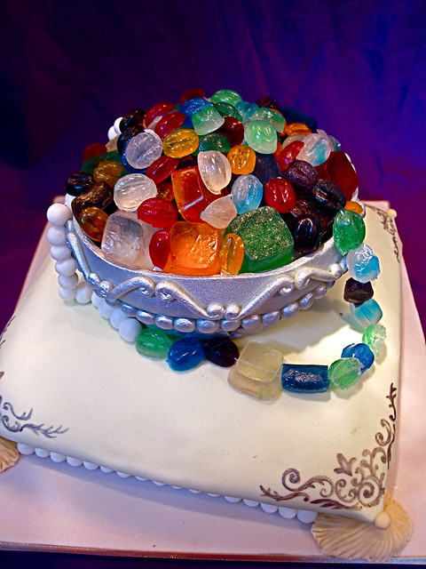 Cake Images With Gems : Gem cake Flickr - Photo Sharing!