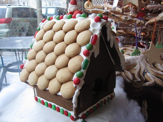 ThoroughBreadGingerbreadHouse | by mswine