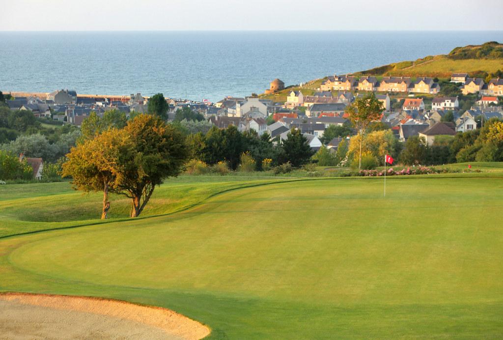 Port en bessin omaha beach golf club 4 omaha beach gol flickr - Office de tourisme port en bessin ...