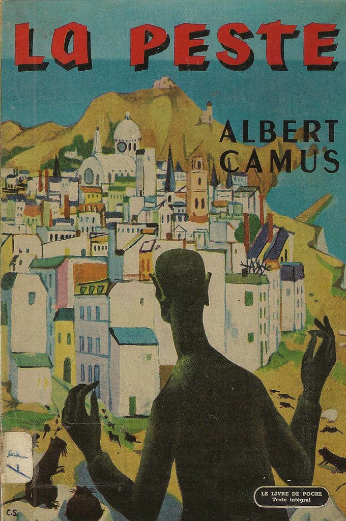 livre de poche 132 albert camus la peste albert camus flickr. Black Bedroom Furniture Sets. Home Design Ideas