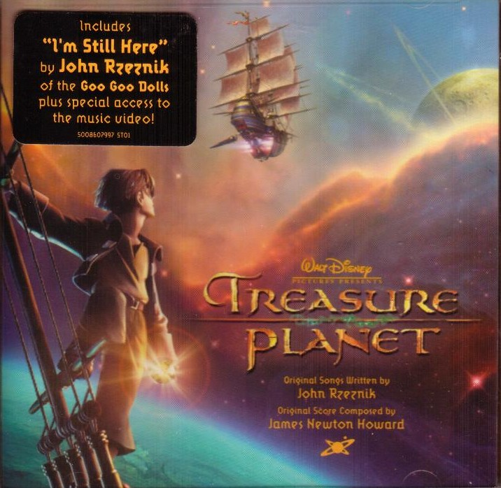 Treasure Planet Original Soundtrack | partyhare | Flickr