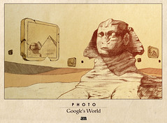 "Photo ""Google's World"""