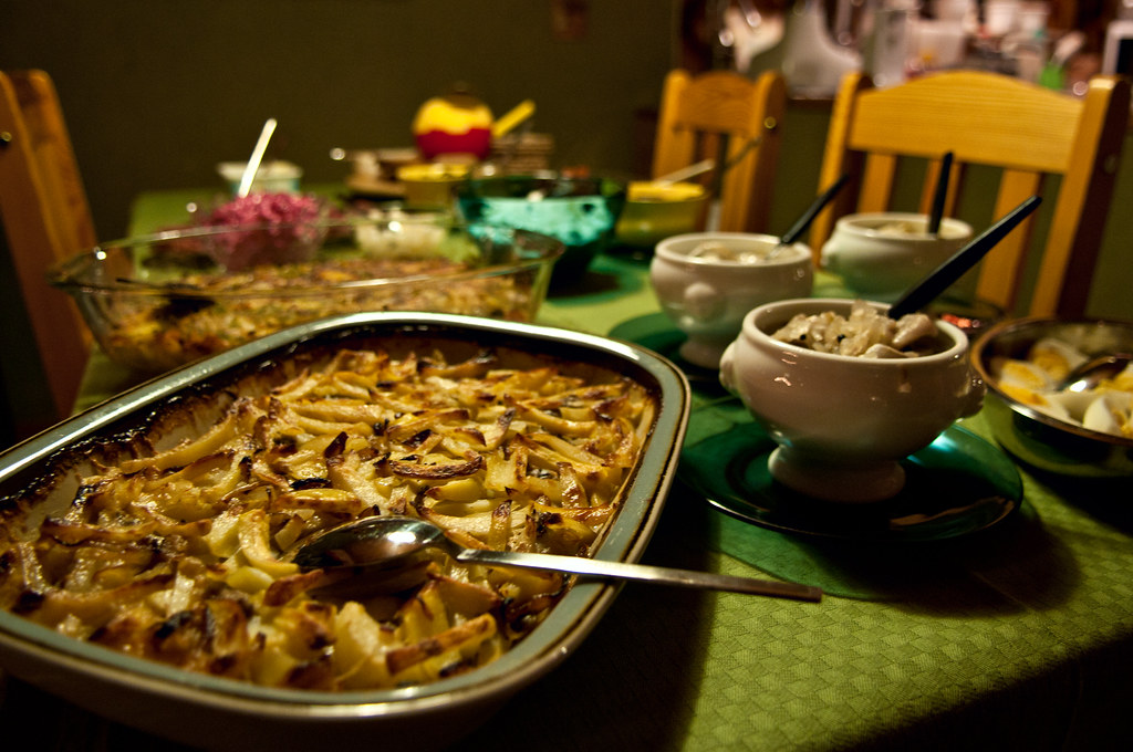 Traditional Swedish Food Traditional Swedish