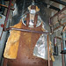 Derelict Solar Thermal Storage Tank