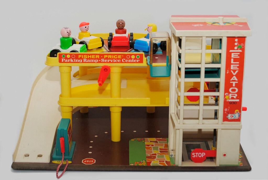 Vintage Fisher Price Toys on Ruby Lane