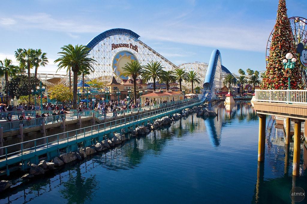 Disney Roller Coaster >> California Screamin' | Disney's California Adventure, Anahei… | Flickr