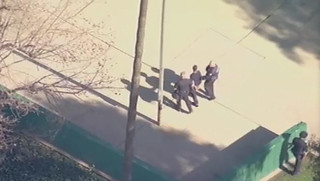 Possible suspect in custody in Gardena High School shooting | by NBCnewsphotos
