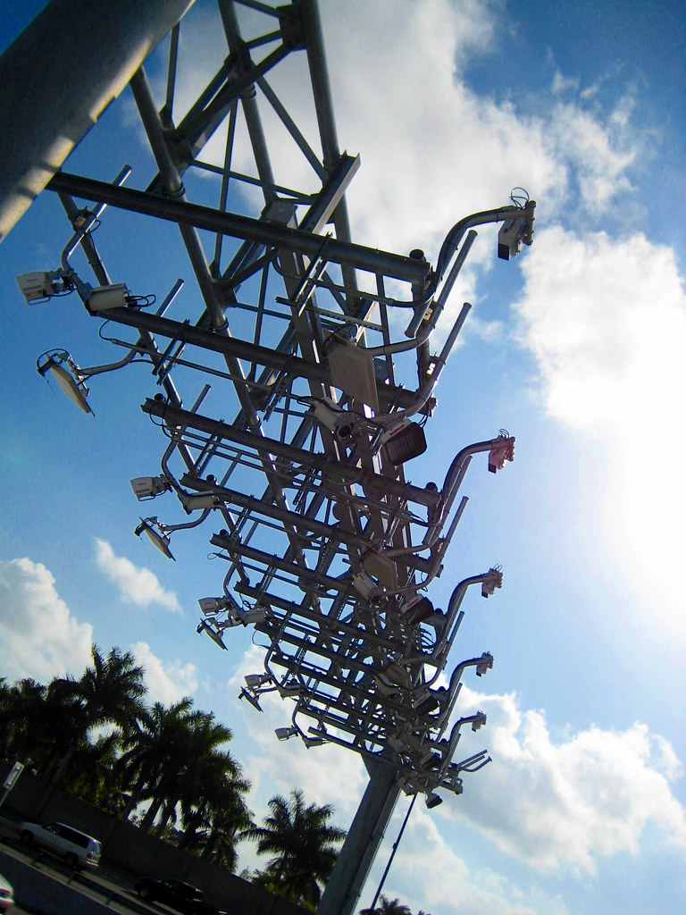 Florida Toll By Plate >> Turnpike toll gantry_7394   Tolling gantries allow everyone …   Flickr