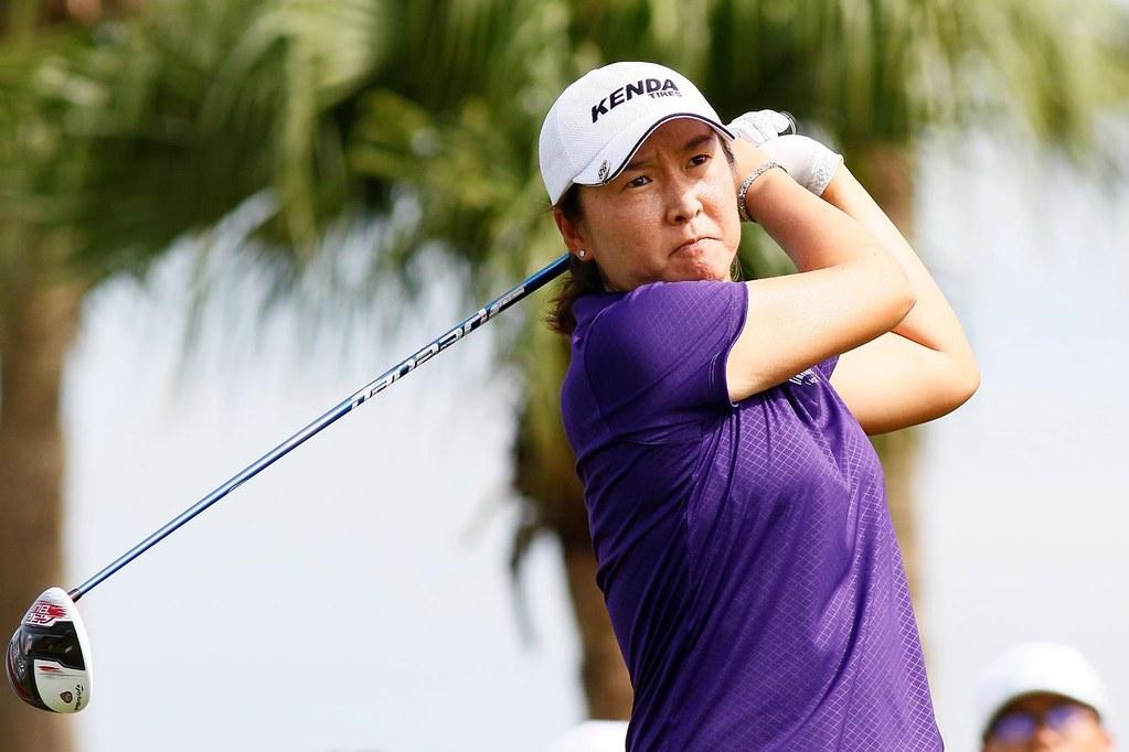 龔怡萍。(LPGA台灣錦標賽資料照)