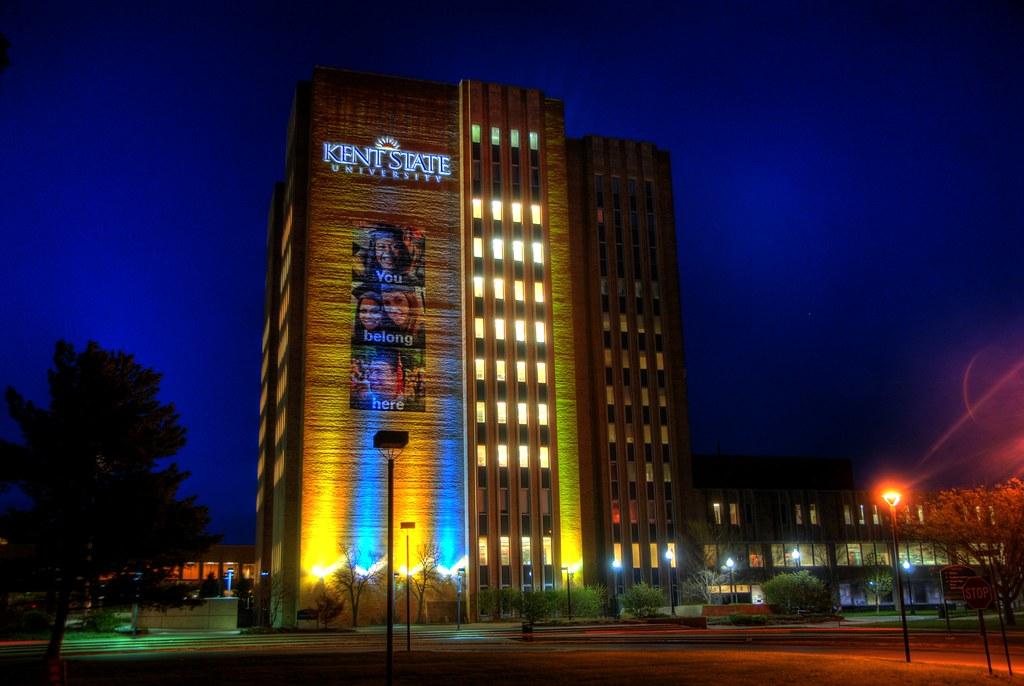 College essay helper kent state university