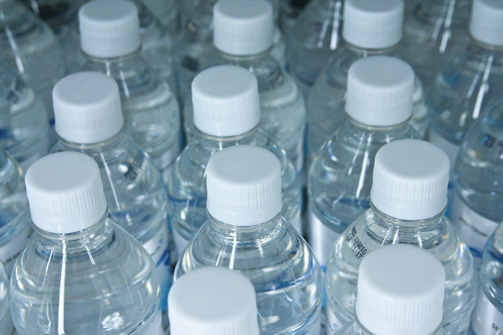 Risultati immagini per bottle of water