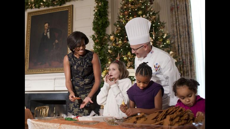 Bill Yosses White Chocolate Cake