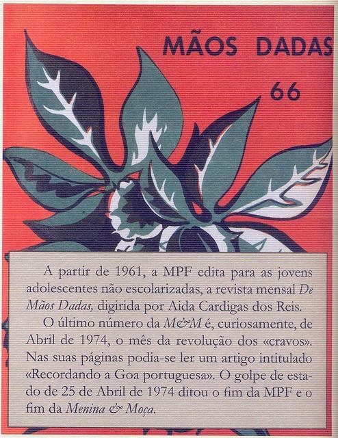 Mãos Dadas, Nº 66, 1966