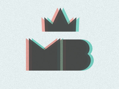 Mark with the letters MB combined | #109816