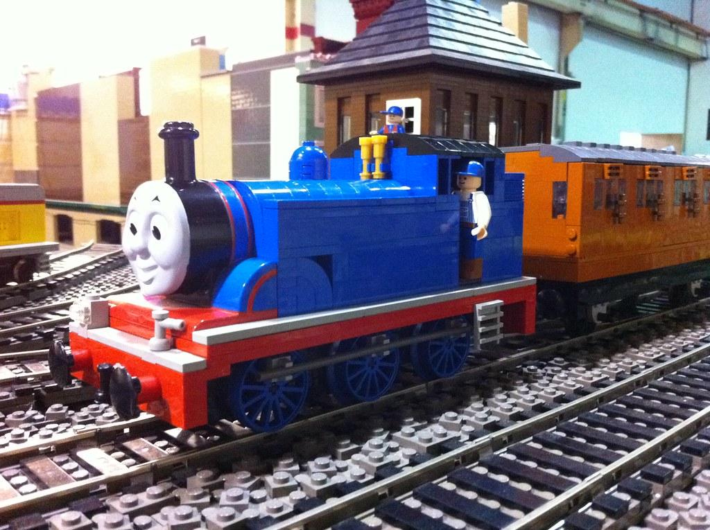 lego train motor instructions