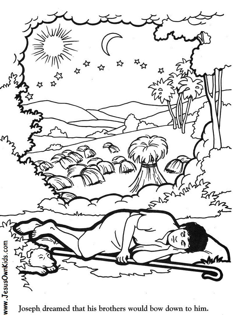 coloring pages dreaming - photo#4