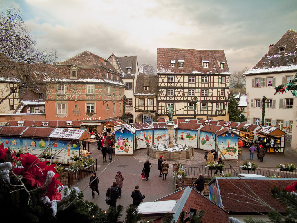 Colmar christmas markets 2010 office de tourisme de colmar flickr - Office de tourisme de colmar ...