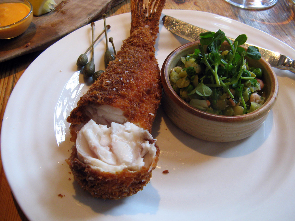 how to cook gurnard whole