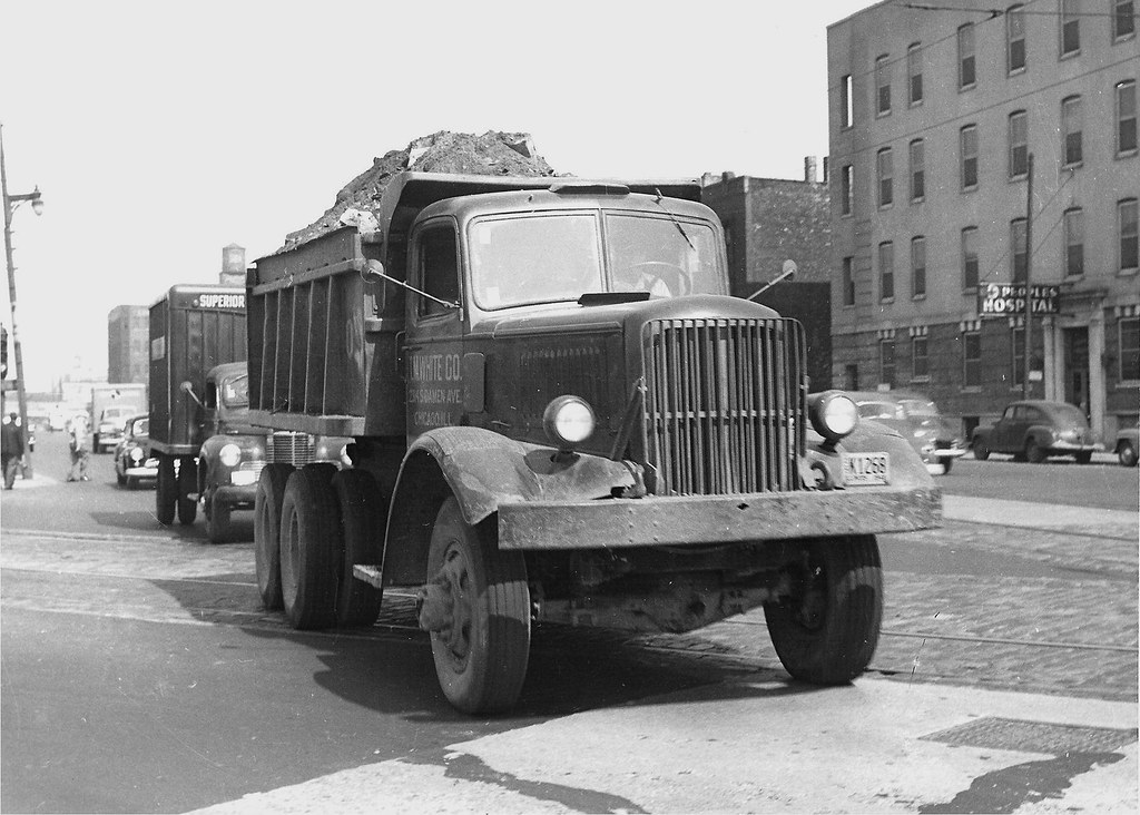 Mack 6x6 Nm Macks Like This Were Built For The Army In
