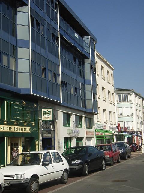 Commerces sur le port de commerce de brest le comptoir irlandais flickr photo sharing - Restaurant port de commerce brest ...