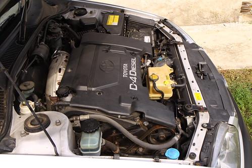 Toyota 1cdftv Eng From Avensis T22 2 0 D 4d 110hp 02 2001