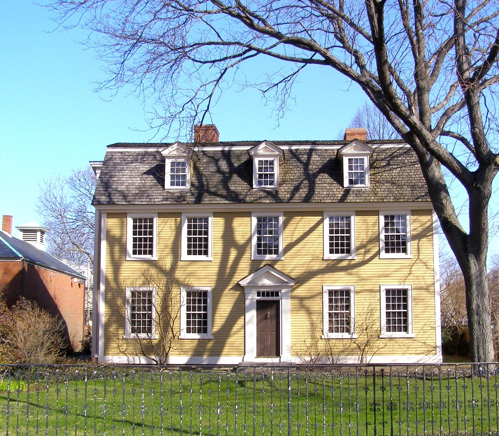 Crowninshield bentley house salem ma early 18th for Salem house