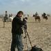 Robert Young Pelton filming