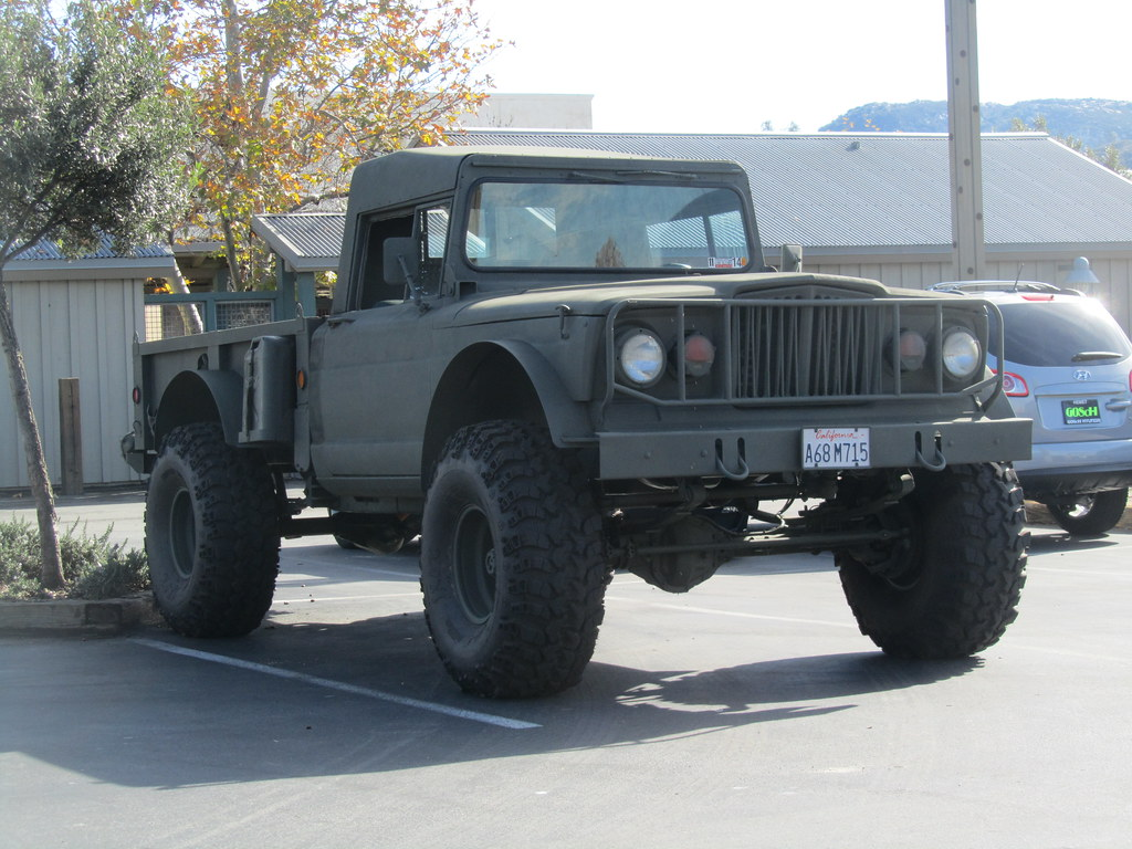 F E A A B on 1968 Jeep Kaiser M715 For Sale