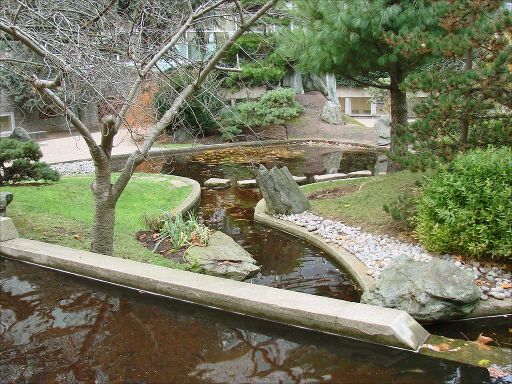 Le jardin japonais de noguchi unesco paris le jardin for Le jardin l experience