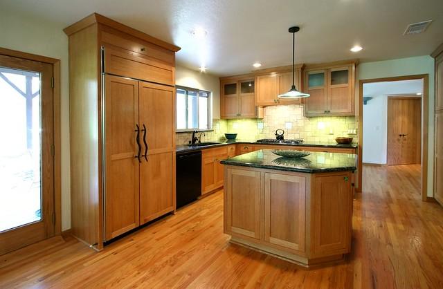 Kitchen Cabinets Melamine Vs Wood