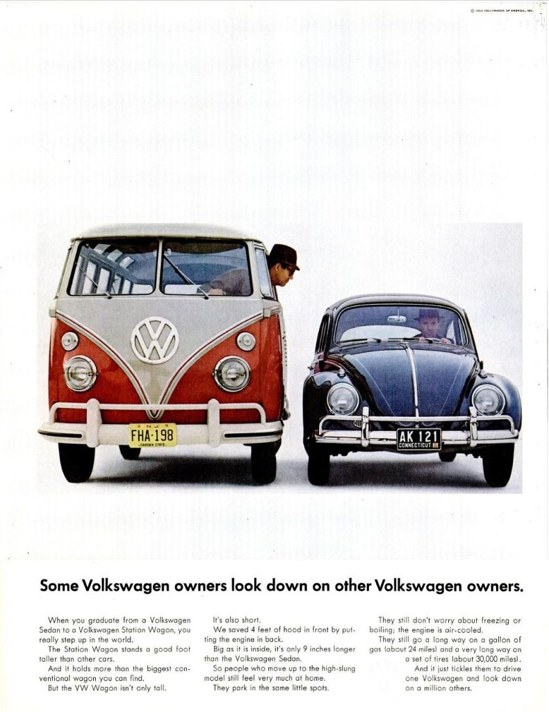 Vw Beetle Forum Auto Electrical Wiring Diagram Honda Estilo And Bus Ad Life Mag May 15 1964