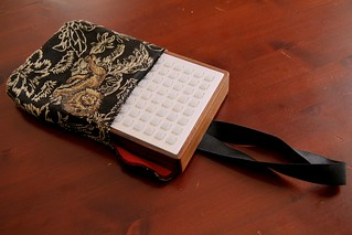 Monome protective bag (open) | by ilan katin