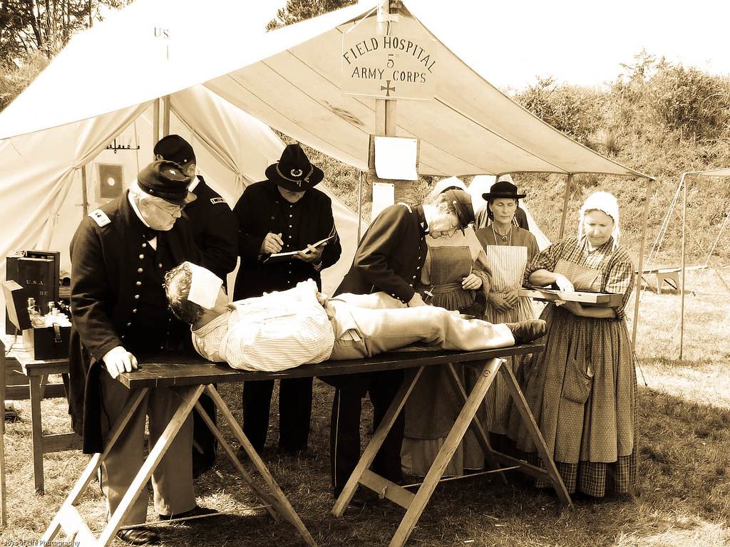 medical advancements during the civil war essay Half a century after the civil war which tore apart greek society in the 1940s, the   and european historical developments in the 1940s, placing the evolution of.