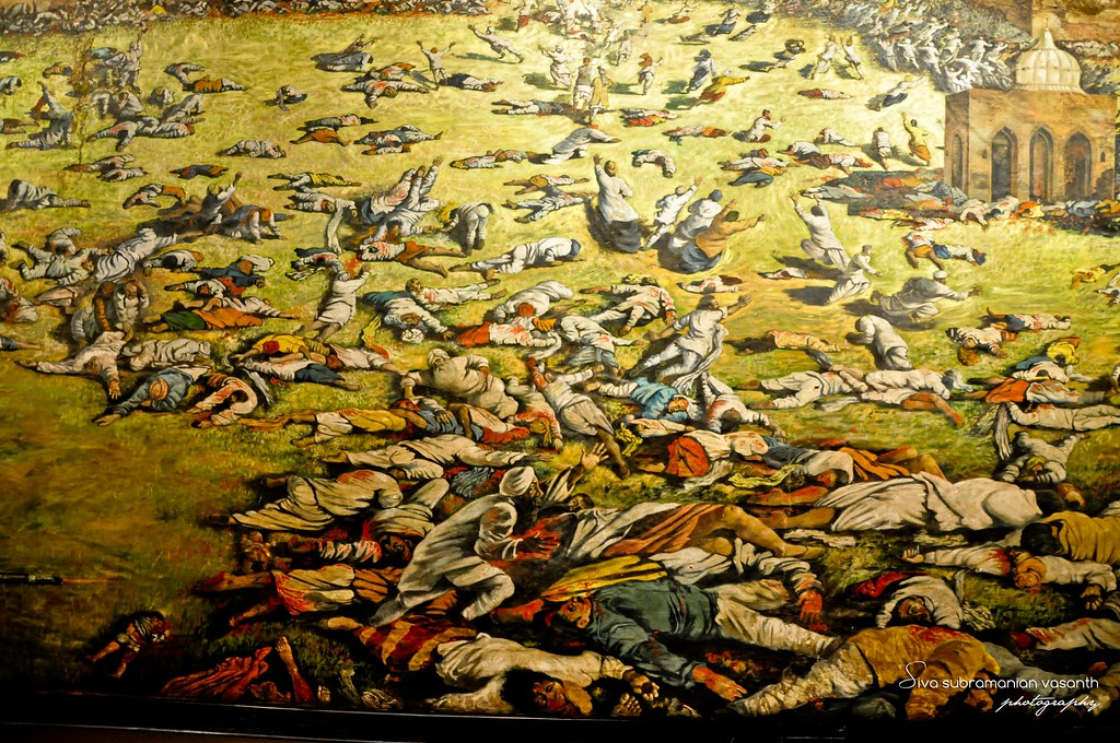 Massacre of Amritsar