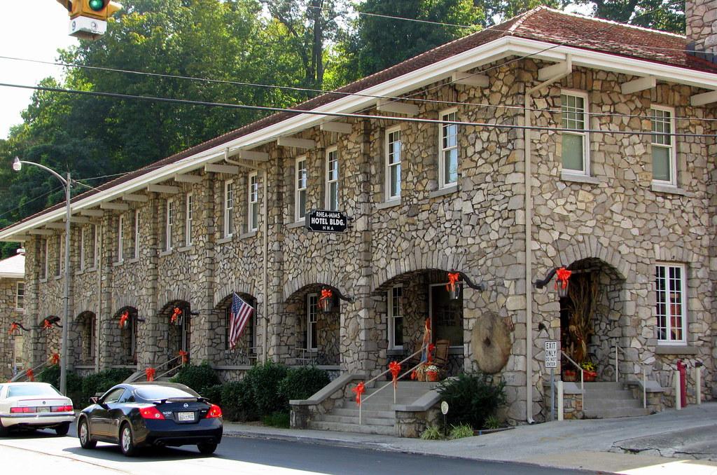 About It >> Rhea-Mims Hotel - Newport, TN | Rhea-Mims Hotel