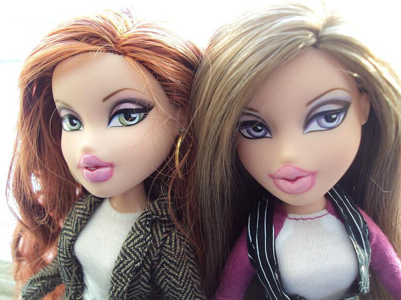 bratz 101010 carrie amp adri my 2 only bratz dolls that