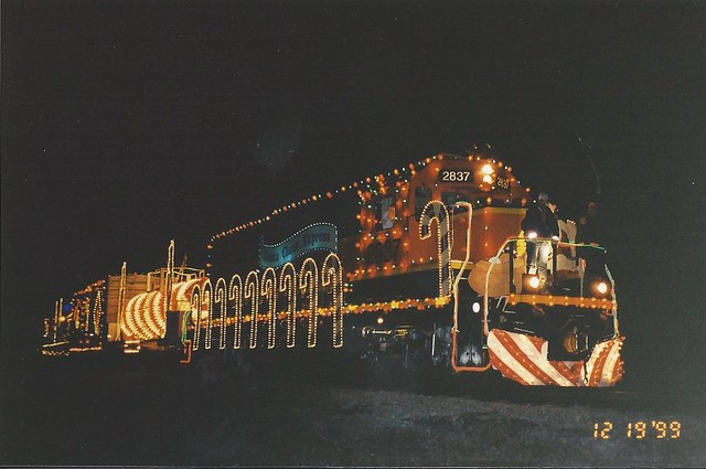 Springfield Christmas Lights
