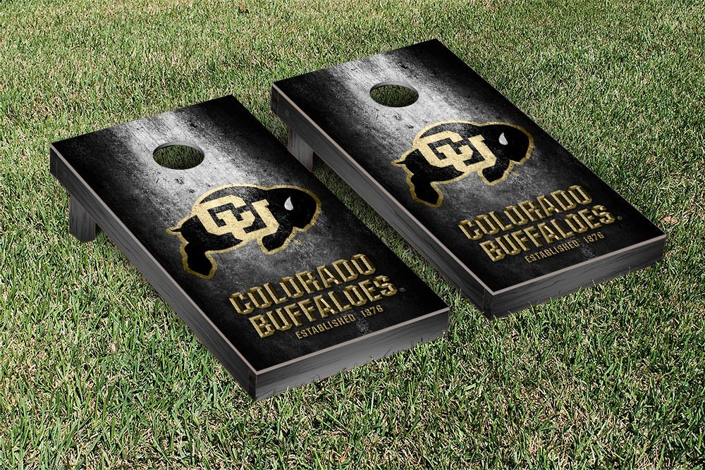 Colorado Buffaloes Metal Version