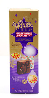 Wonka Peppermint Shortbread Chocolate | by princess_of_llyr