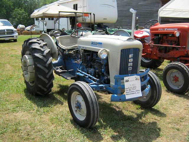 1964 Ford 4000 Diesel : Pin ford industrial diesel r yesterdays tractors