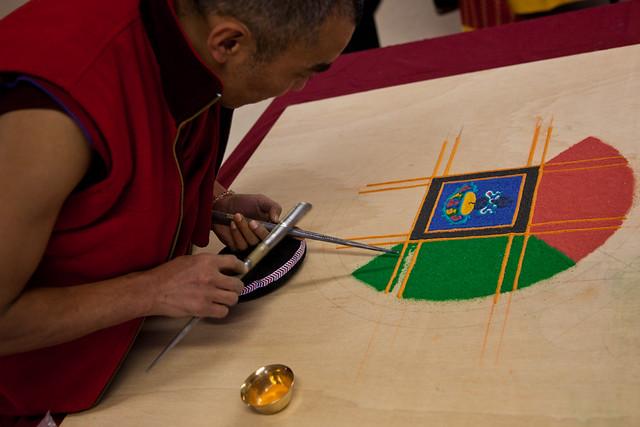 Gelong Tenzin Penpa (Lama Tibétain)