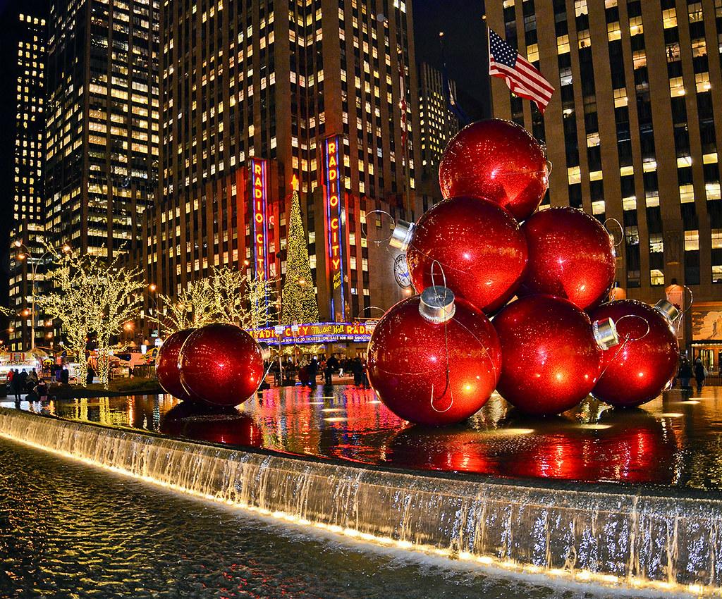 Radio City Music Hall, New York, Christmas 2010. | Photograp… | Flickr