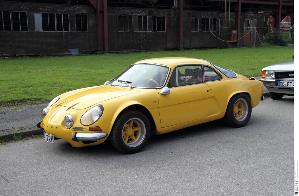 Sign And Drive 45 >> 1961 Renault Alpine A110 Berlinette (01) | The Alpine A110 ...