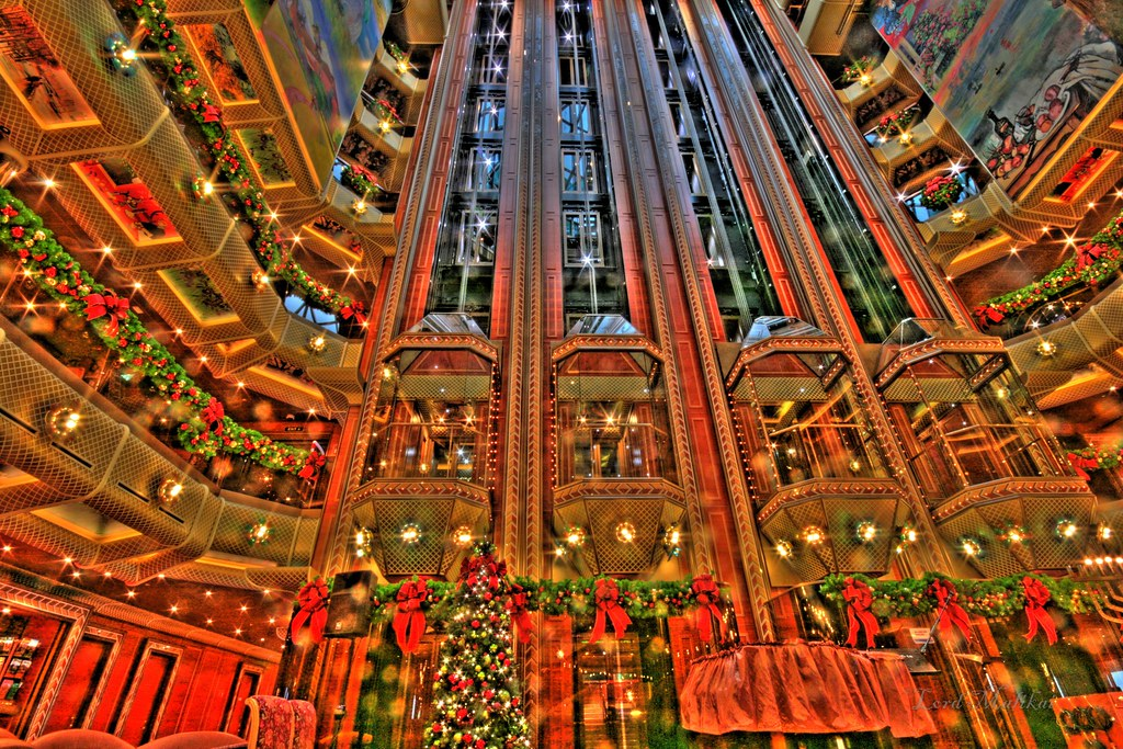 Lobby Of The Carnival Conquest Img 8353 Last Week I Took