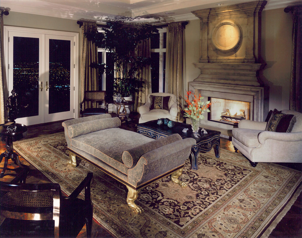 Interior Design Micahel Mueller Old World Interiors10