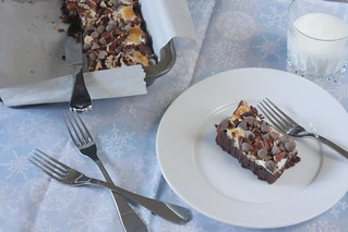 rocky road brownies | by Madison Bistro