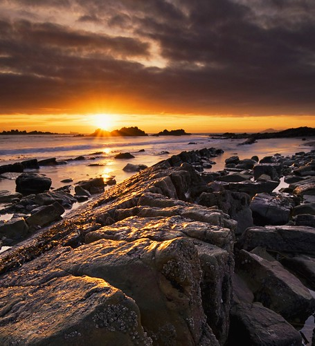 Seafield Sunrise | by Mike Cumming